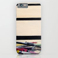 iPhone & iPod Case featuring Forced Entry I by Shou Yuan