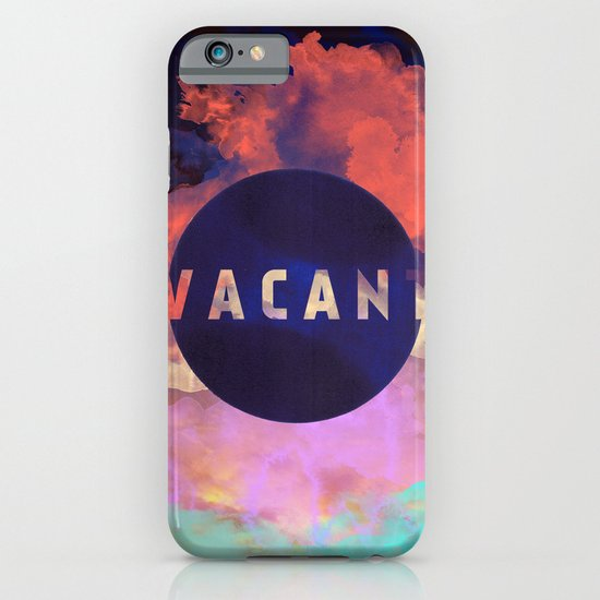 Vacant by Galaxy Eyes & Garima Dhawan iPhone & iPod Case