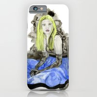Blue Dress iPhone 6 Slim Case