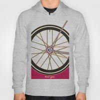 Single Speed Bicycle Hoody
