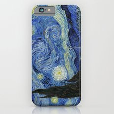 Starry Night by Vincent van Gogh Slim Case iPhone 6s