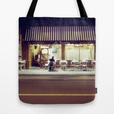 Paris by Night IV Tote Bag