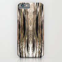 iPhone & iPod Case featuring Sharp Scratch by Saul Vargas