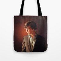 The Detective - Sherlock Tote Bag