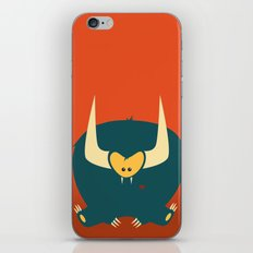 Love Monster iPhone & iPod Skin