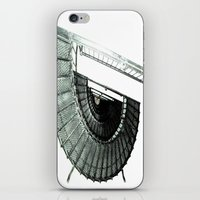 Iron Nautilus iPhone & iPod Skin