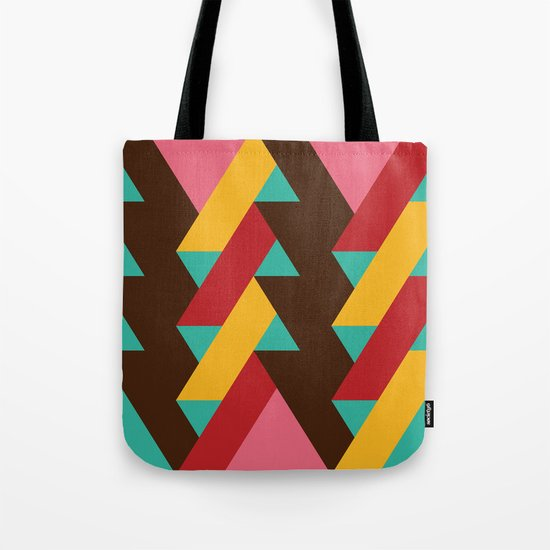 Ribbon Pattern 2 Tote Bag