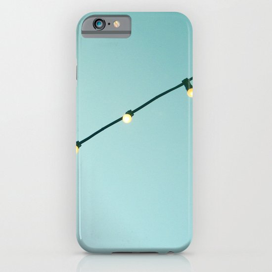 Lights by Day iPhone & iPod Case