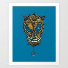 the pendulum Art Print