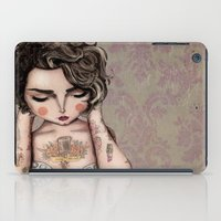 Vinila Von Bismark iPad Case