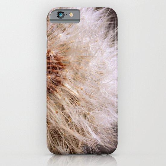 dandelion iPhone & iPod Case