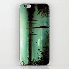 Green Bridge  iPhone & iPod Skin