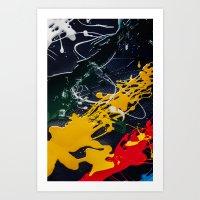 KOLORS Art Print