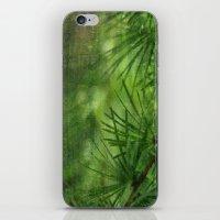 Mélèze iPhone & iPod Skin