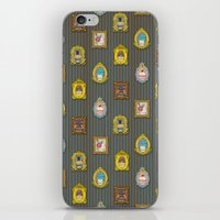 Classy Muffins Pattern iPhone & iPod Skin