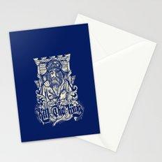 Kill The king Stationery Cards
