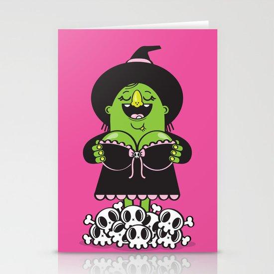 Boobies Trap Stationery Card