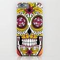 Sugar Skull #2 iPhone & iPod Case