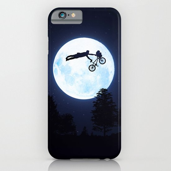 Riding the Kuwahara BMX. Like A Boss! iPhone & iPod Case