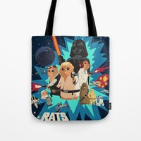 Star Wars FanArt: Rats W… Tote Bag