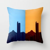 Denver, Colorado Throw Pillow