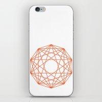 Decagon iPhone & iPod Skin