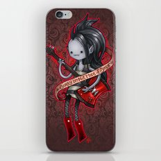 Sorry Im not  made of sugar iPhone & iPod Skin