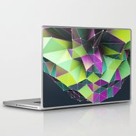 Laptop & iPad Skin featuring GRAPPH I by Graphmob
