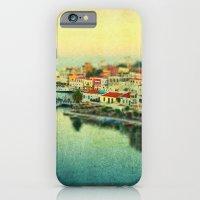 iPhone & iPod Case featuring Agios Nikolaos by Mina Teslaru