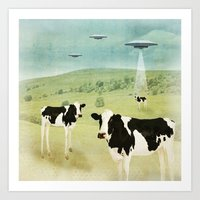 We All Like Burgers _ US… Art Print