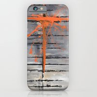 iPhone & iPod Case featuring Levels -  (from Original Painting by BruceStanfieldArtist) by Bruce Stanfield