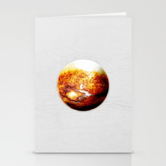Element: Fire Stationery Card