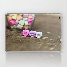 Marry Me? Laptop & iPad Skin