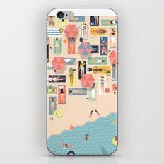 Summertime iPhone & iPod Skin