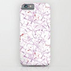 Watercolor Drizzle iPhone 6 Slim Case