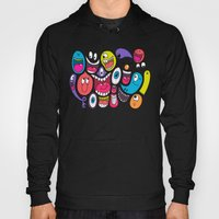 Friendly Faces Hoody