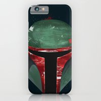 iPhone & iPod Case featuring Bounty Hunter by Ciaran Monaghan Art