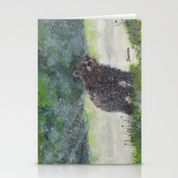 Looking For A Cave Stationery Cards