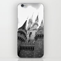 Disney Castle iPhone & iPod Skin
