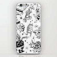 Frenemies iPhone & iPod Skin