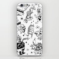 Frenemies iPhone & iPod Skin