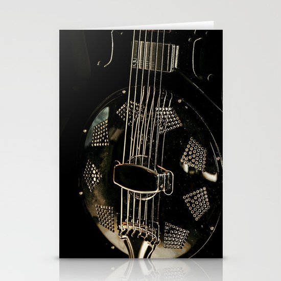 Resonator Stationery Card