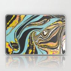 Wavy Marbling Laptop & iPad Skin