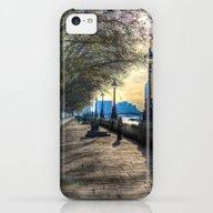 River Thames Path iPhone 5c Slim Case