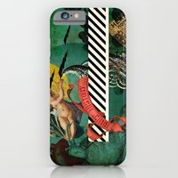 iPhone & iPod Case featuring Strong Heart by Susan Marie