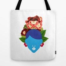 Blue Fairy (0005) Tote Bag