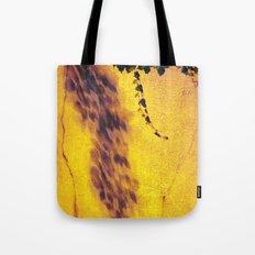 the crack Tote Bag