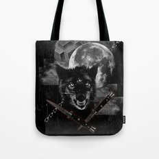 Hungry knights Tote Bag