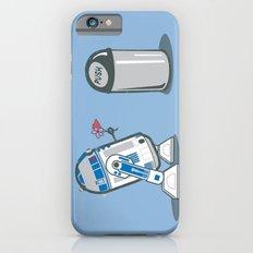 Robot Crush iPhone 6s Slim Case