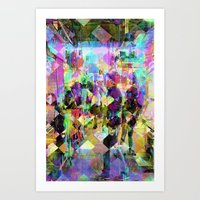 Coincidentally misappropriated yearly kindness. 13 Art Print